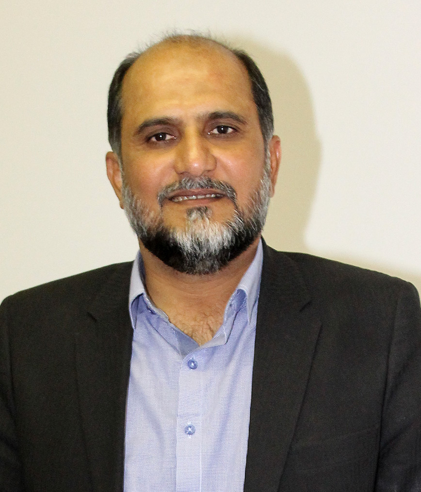 Mr Mohammed Asif Qasim, Co-Founder and Director: UNICA