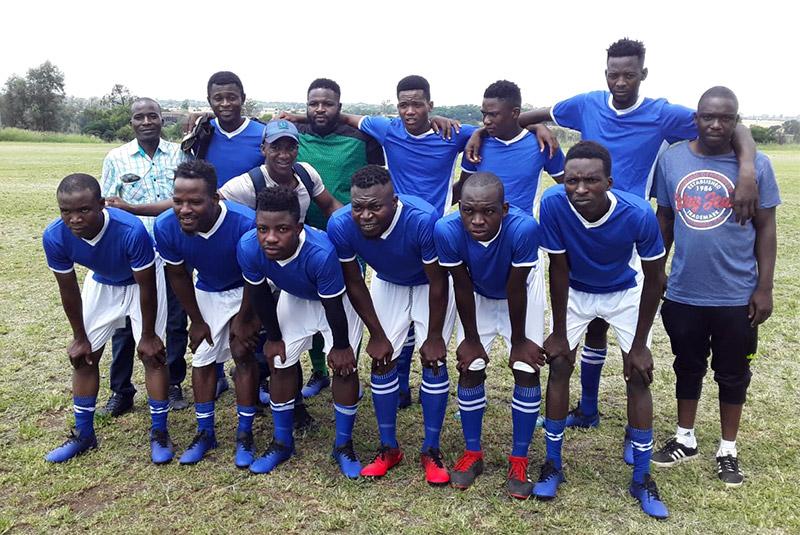 UNICA CSI Soccer Team