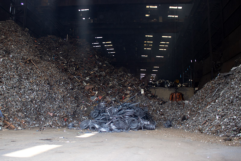 UNICA Process Crushed Metal